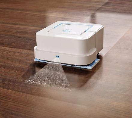 iRobot Braava Jet: A Roomba-Like Robot That Will Mop Your Hard Floors