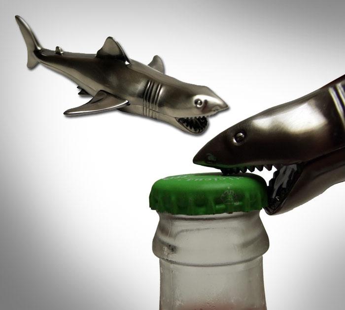 Jaws Shark Bottle Opener