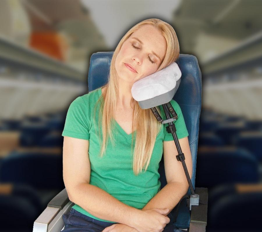 Jetcomfy A Multi Function Travel Pillow That Can Charge