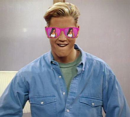 Kelly Kapowski Sunglasses