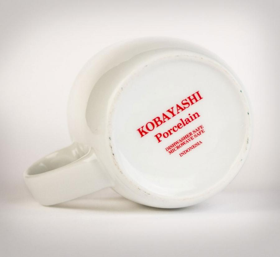 Kobayashi Mug From The Usual Suspects