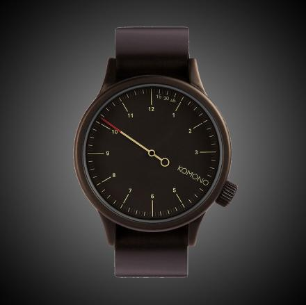 Komono: The One Handed Watch