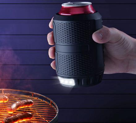Koozie Flashlight