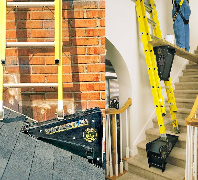 Trying To Hang A Picture Or Paint Your Walls Above Your Stairs Is Damn Near  Impossible By Trying To Use Your Ladder By Balancing It On Some Stairs.