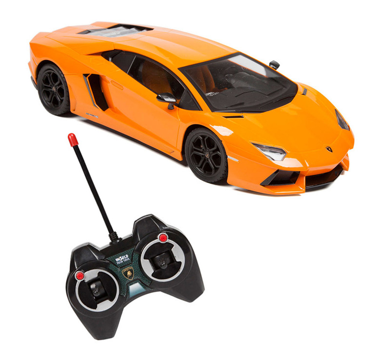 This Electric Remote Controlled Car Is A 1:12 Scaled Replica Of The Lamborghini  Aventador, And If Youu0027ve Always Dreamed Of Owning A Lamborghini, ...