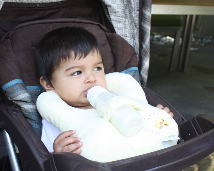 Bababib Baby Bottle Holder