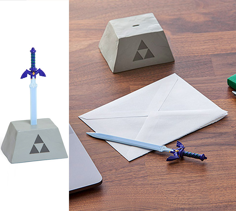 Legend of Zelda Master Sword Letter Opener