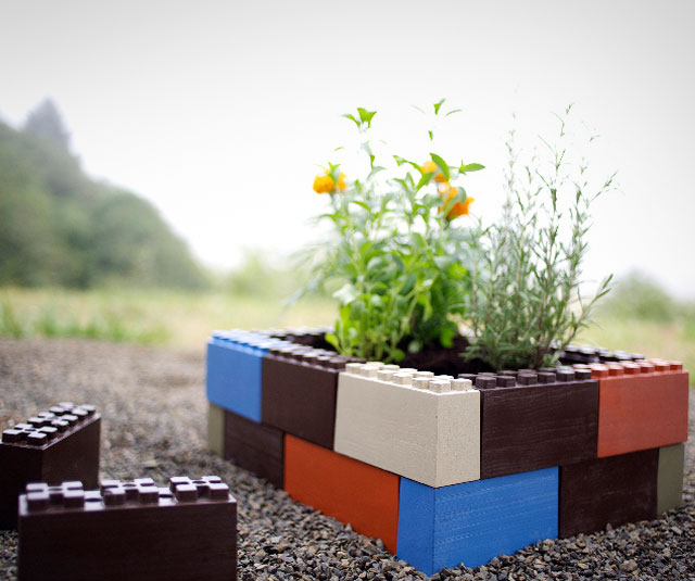 Function One Of The Five Building Blocks Of Kitchen: Lego Garden Blocks