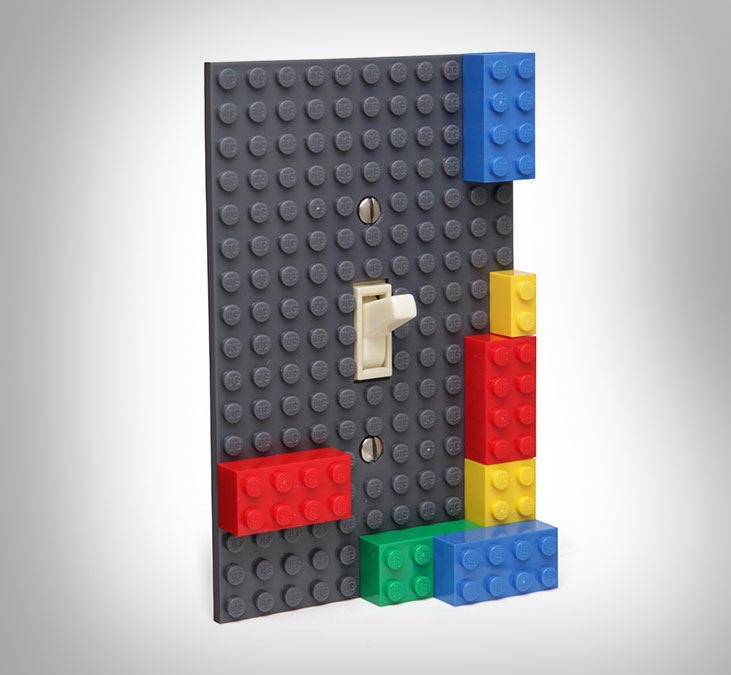 Lego Light Switch