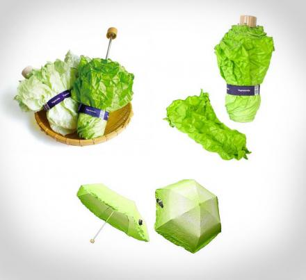 Lettuce Umbrella