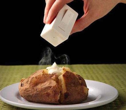 Light Switch Salt and Pepper Shaker
