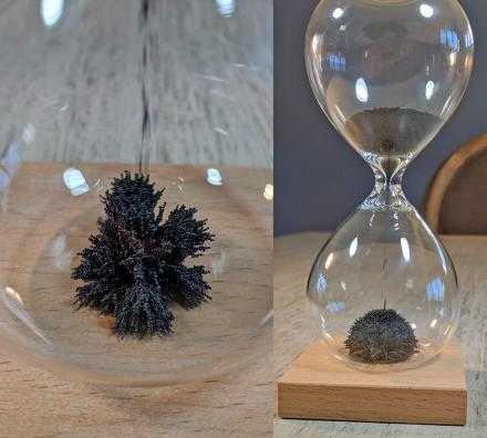 Magnetic Sand Hourglass Timer