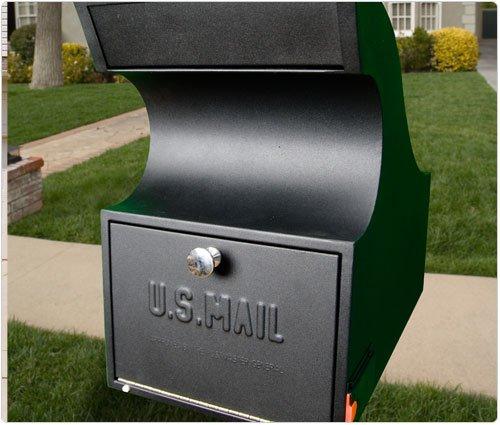 Mailbox Security Vault