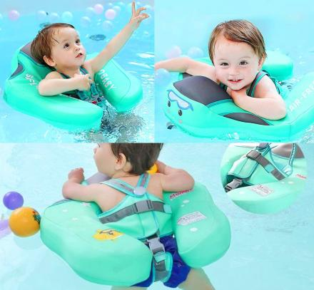 Mambo Baby Swimmer Helps Train Babies & Toddlers To Swim