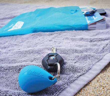 Matador Droplet Wet Bag: A Reusable Wet Bag on a Key-Chain