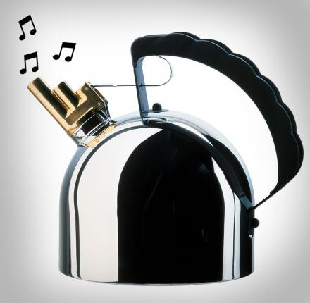 Melodic Kettle That Sounds Like a Harmonica
