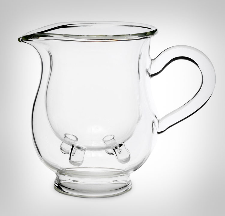 Milk Pitcher With Cow Udders 3