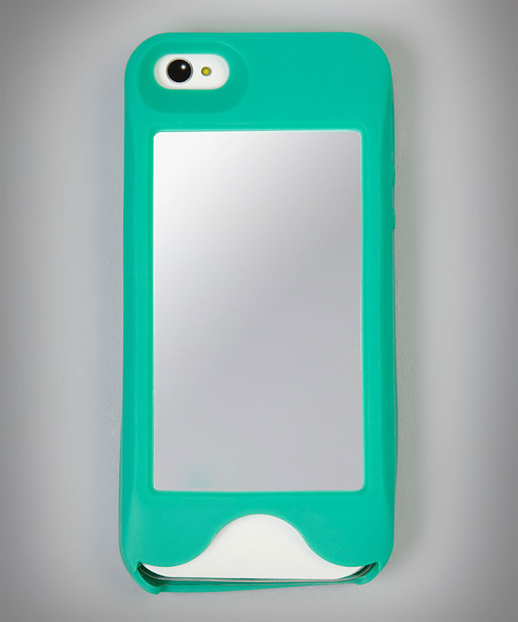 The Looker Mirror iPhone Case