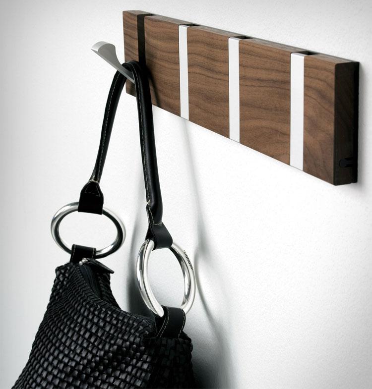 Design Hooks modern design knax coat hooks