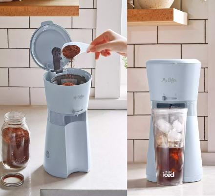 This New Iced Coffee Maker By Mr. Coffee Lets You Make Perfect Iced Coffees At Home