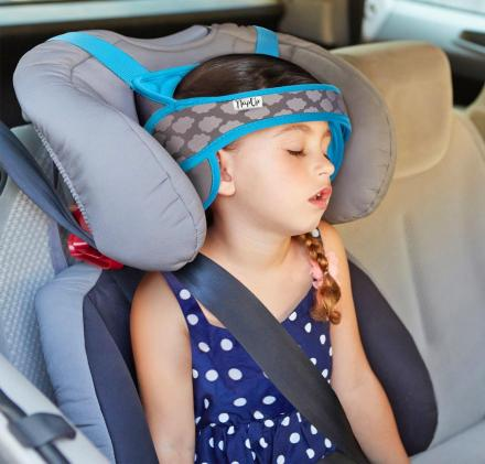 NapUp: A Child Car Seat Head Support Solution
