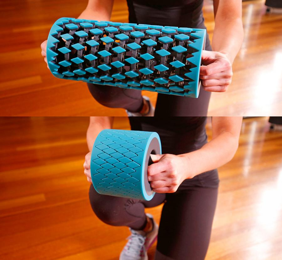 Neofit Roller A Collapsible Foam Roller That Can Go Anywhere