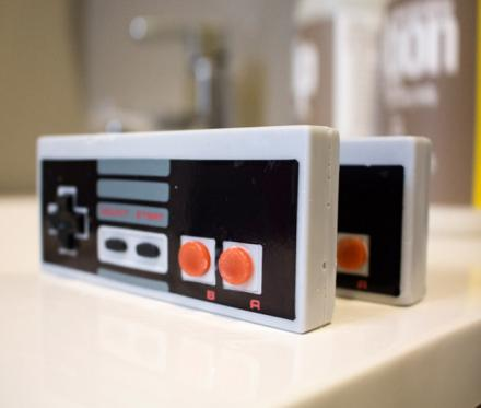 NES Nintendo Controller Soap (2 Pack)