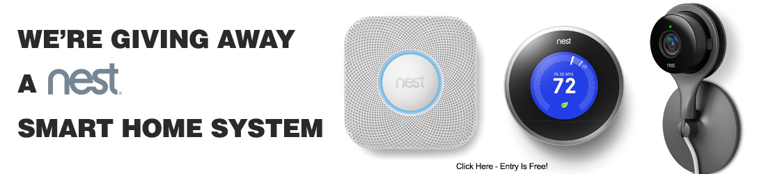 Nest Smart Home System Giveaway