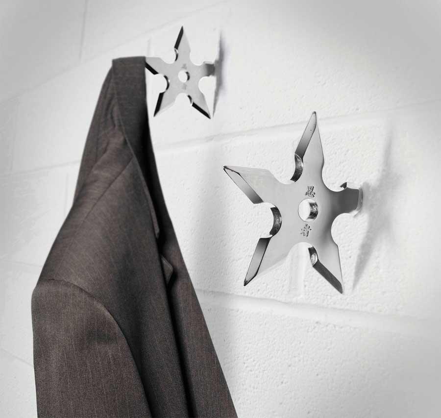 Ninja Stars Ebay The Ninja Star Coat Hanger is