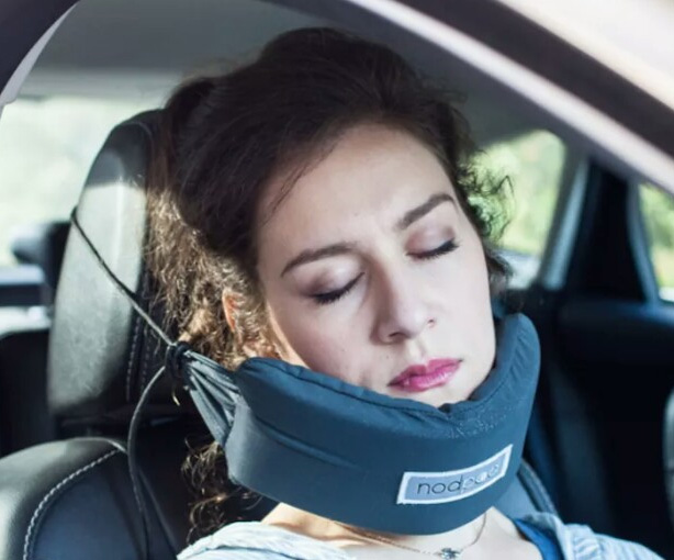 Nodpod A Face Hammock For Stabilizing Your Head While