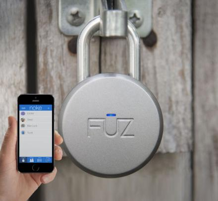 Noke: A Bluetooth Padlock That Doesn't Need A Key