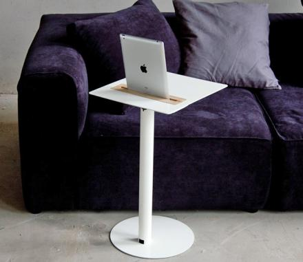 Nomad Table Holds Your iPad or Tablet Upright