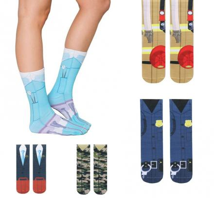 Occupation Socks Give Your Feet a Career
