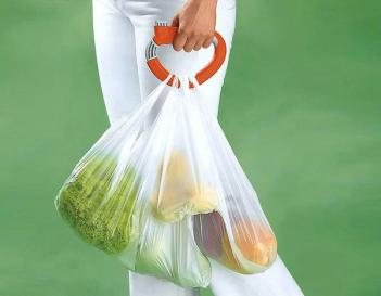 One Trip Grocery Bag Holder Clip