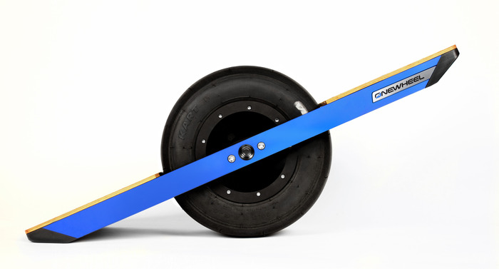 One Wheel Skateboard