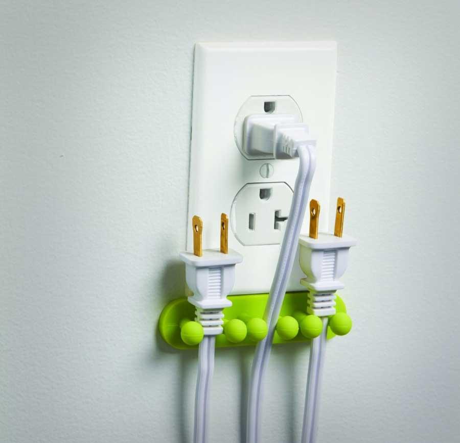 Outlet Plug Holder
