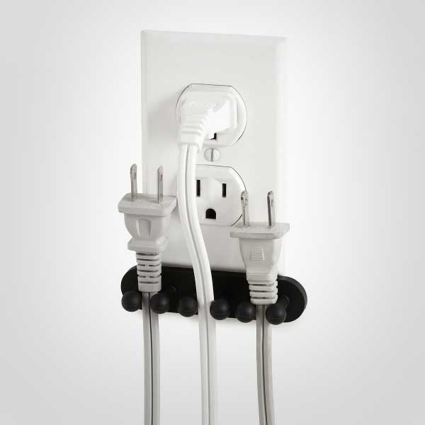 Outlet Plug Holder 1