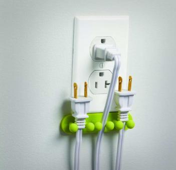 Outlet Plug Holder