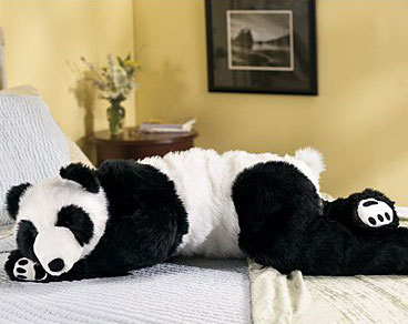 Panda Body Pillow