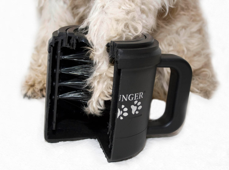 Paw Plunger Dog Paw Cleaner 3