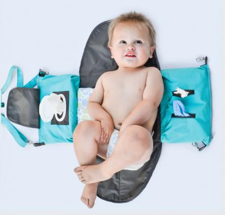 Peke Buo: The Ultimate Portable Diaper Changing Station