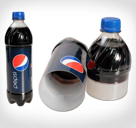 Pepsi Bottle Secret Stash Safe