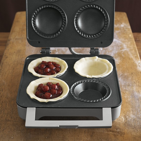 Personal Pie Maker - Tiny pie baking machine kitchen appliance