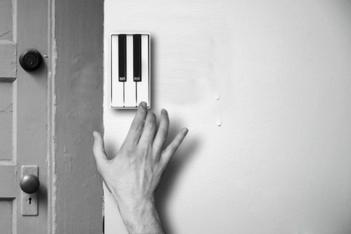 PianoBell The Piano Door Bell