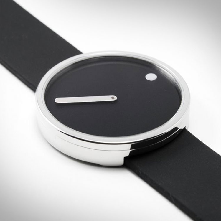 Minimalist Dot Watch