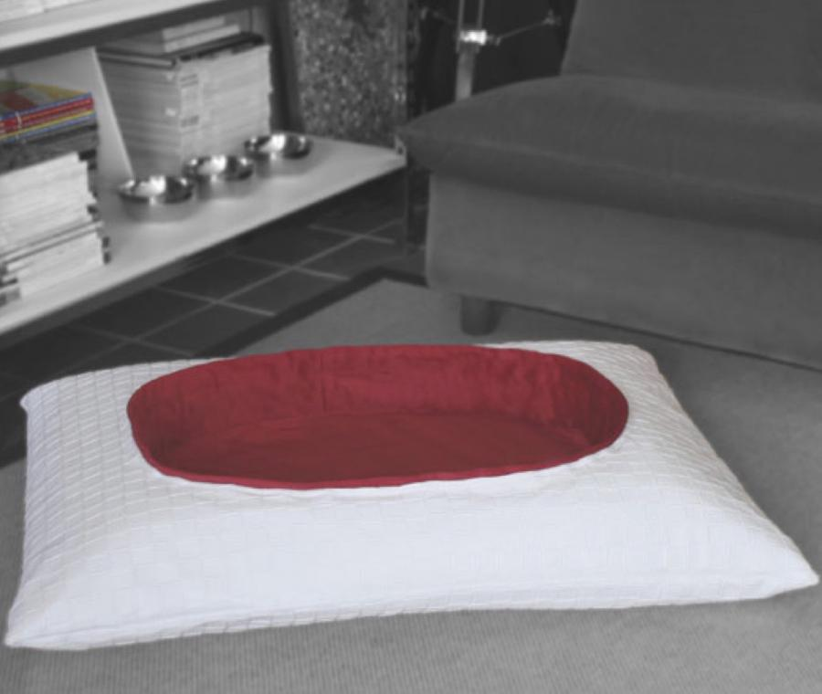 Pasha Pet Bed A Pillow Shaped Dog Or Cat Bed