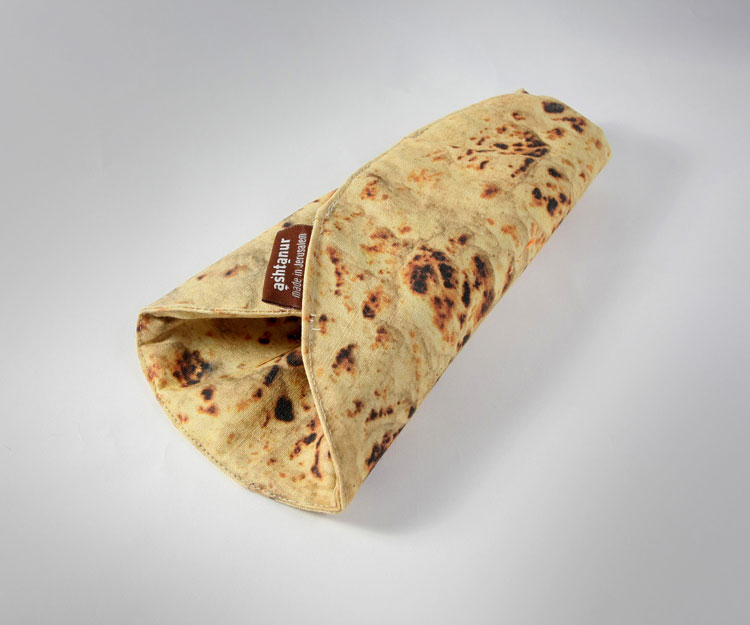 Pita Bread Pencil Holder 3