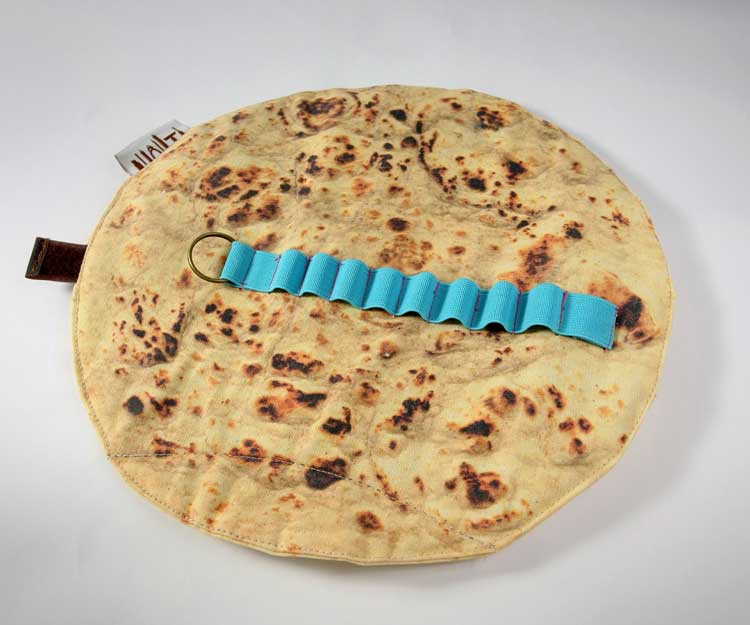 Pita Bread Pencil Holder 4