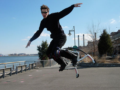 Power Jumping Stilts