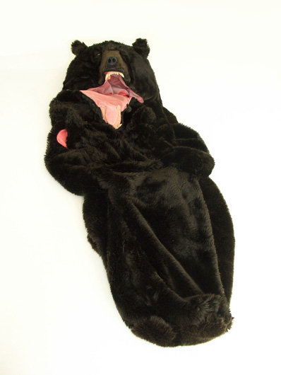 Realistic Bear Sleeping Bag 3